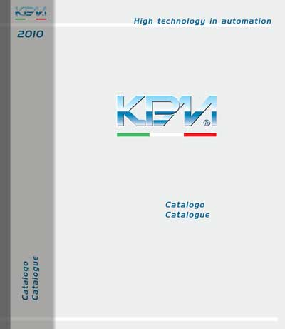 KPM General Catalogue 2012